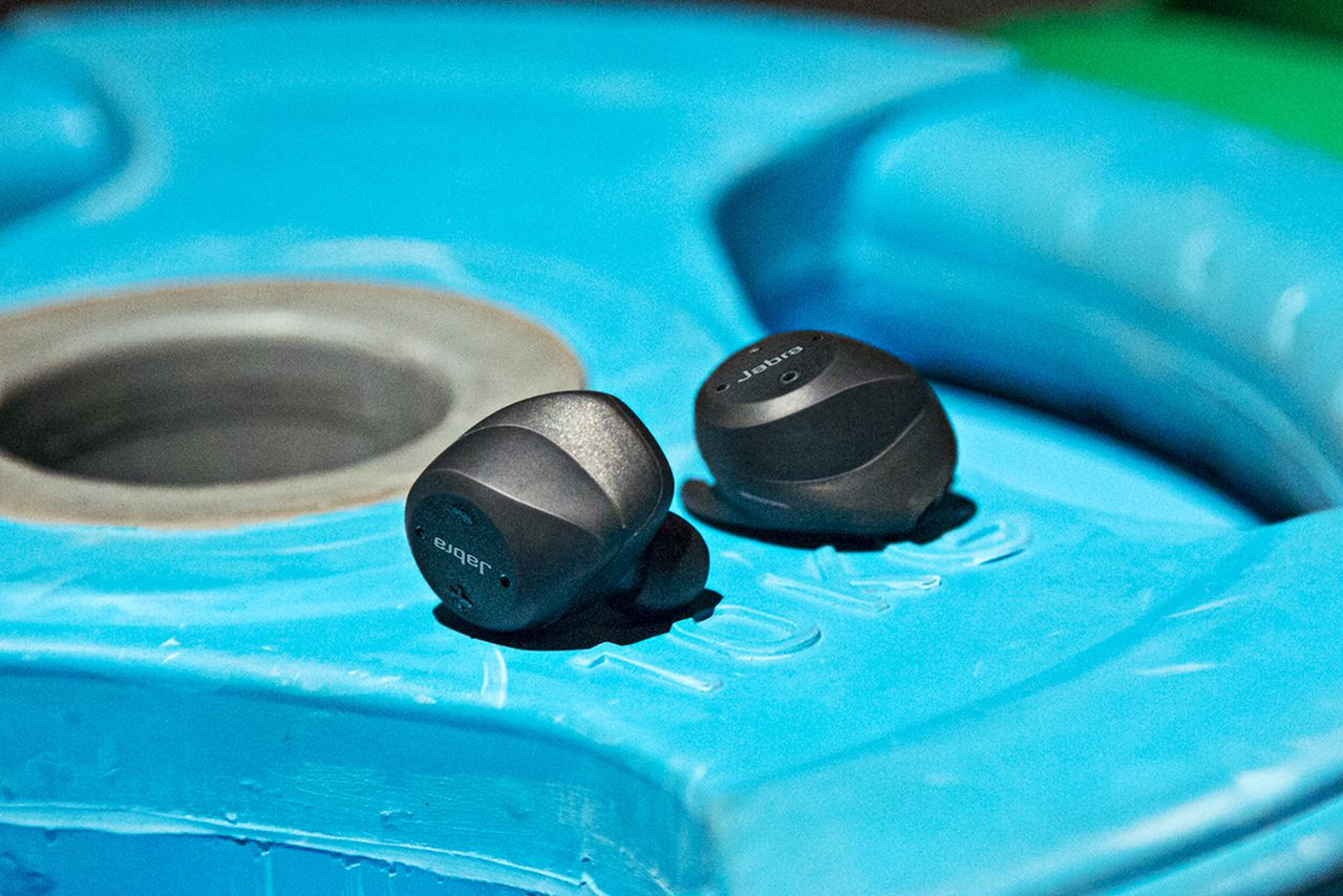 Jabra's new earbuds are the ideal training companion for iPhone 7 athletes