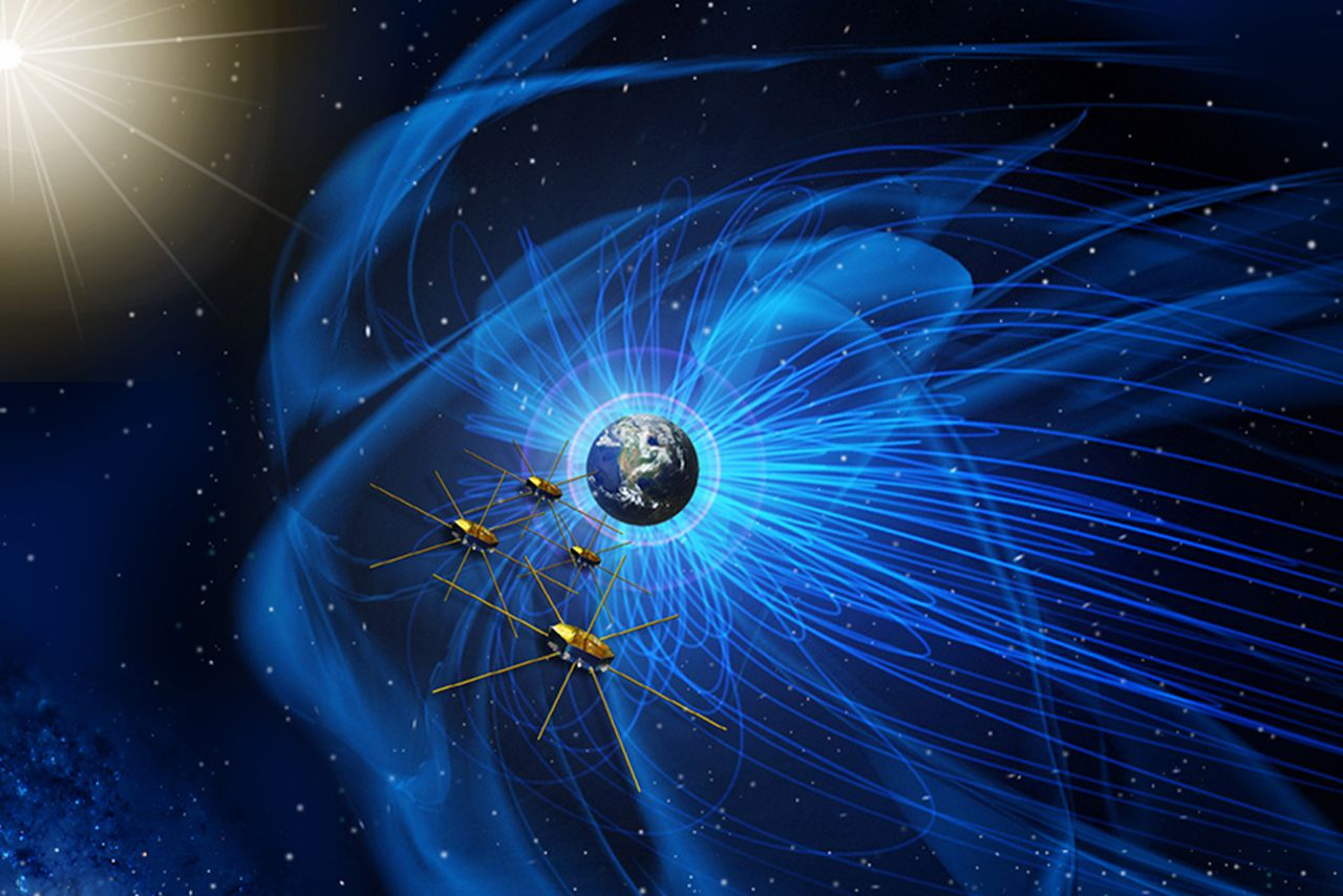 NASA spacecraft measure magnetic explosions that drive ...
