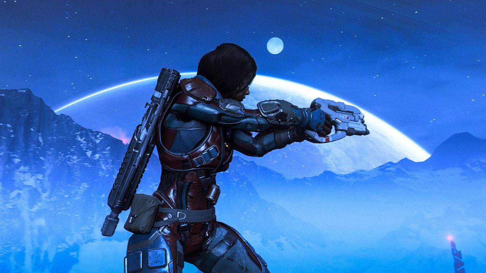 Today's Mass Effect: Andromeda patch focuses on multiplayer tweaks, cinematics