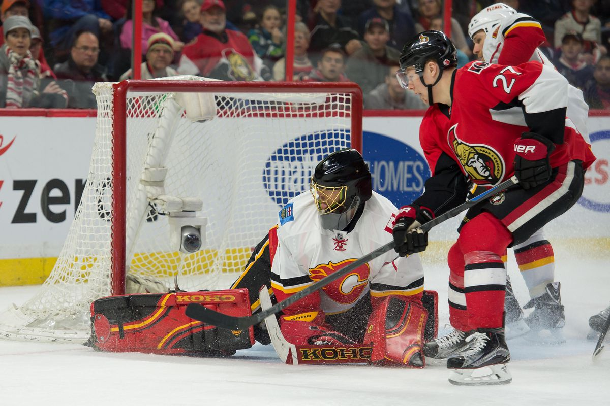 Flames acquire Curtis Lazar from Senators, Jokipakka heads to Ottawa