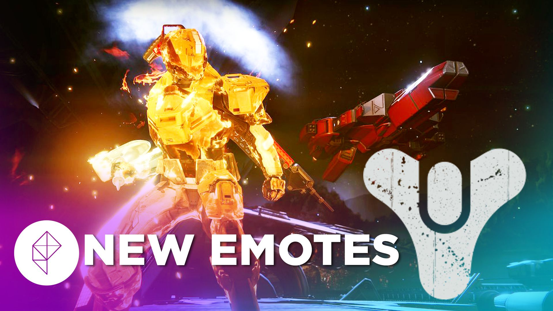 Destiny is getting new emotes inspired by Seinfeld, Dark Souls and Shia LaBeouf