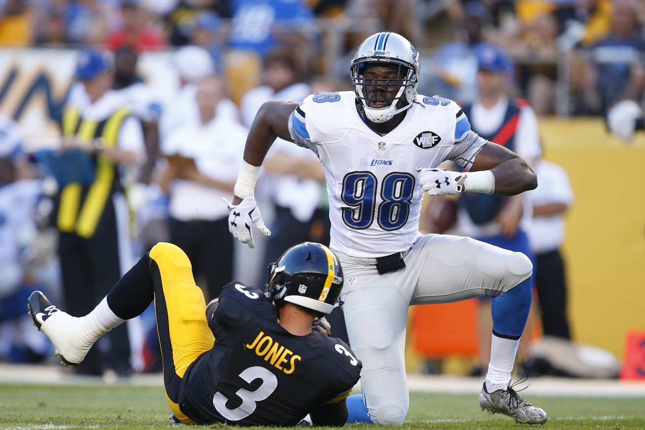 Report: Former Lions DE Devin Taylor to meet with Giants