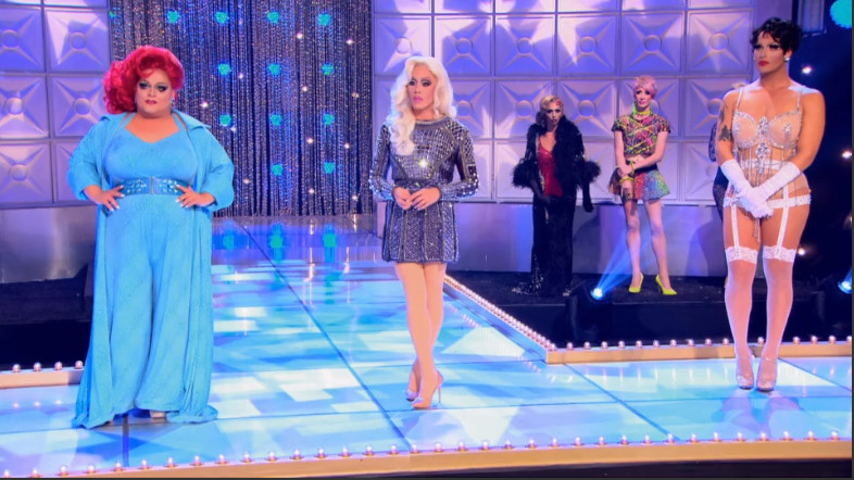 Image result for roxxxy andrews rpdr all stars