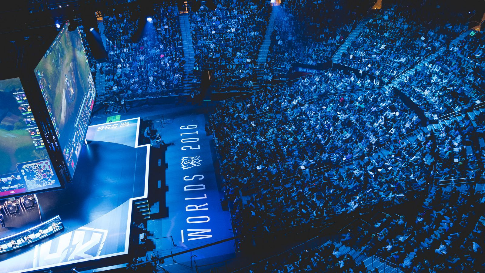The League Of Legends Worlds Finals Will Have A Separate