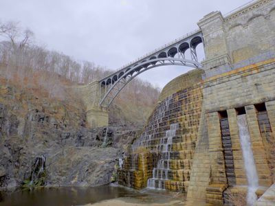 Curbed Tours: New York?s 175-year-old Croton Dam