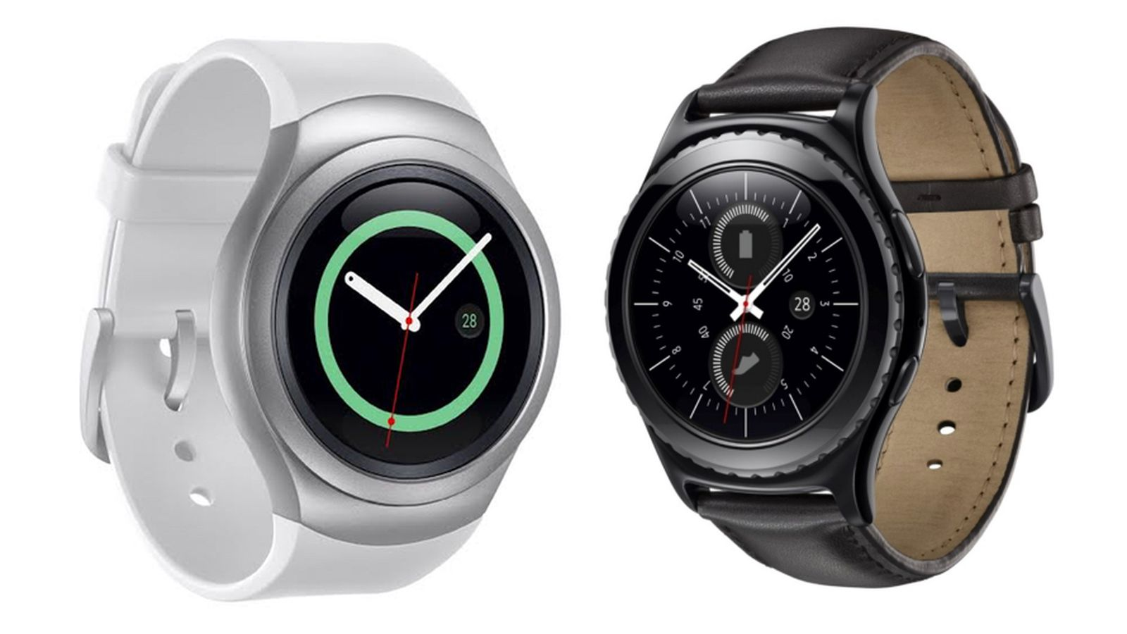 Samsung officially announces the Gear S2 smartwatch - The ...