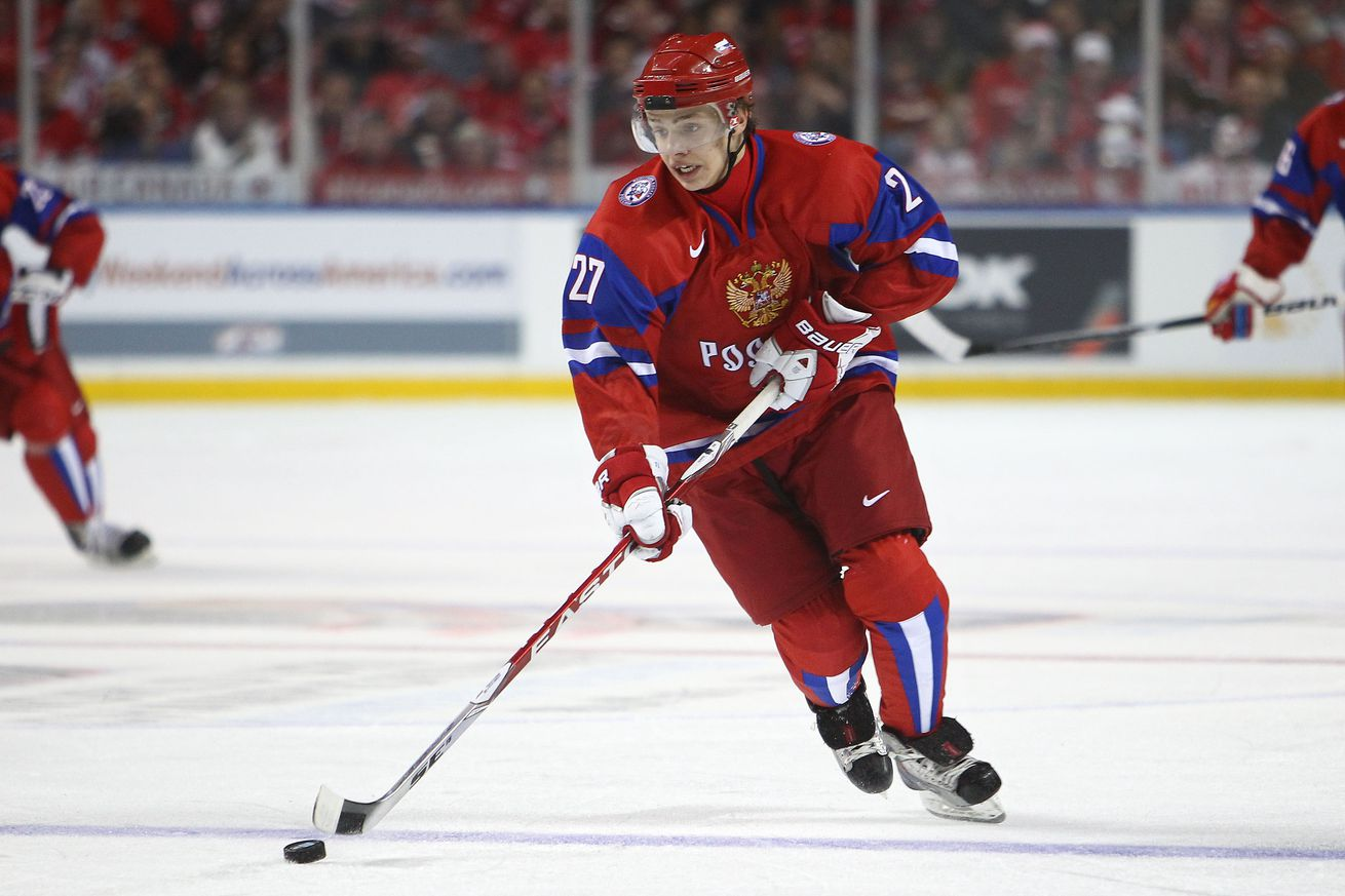 Image result for artemi panarin russia