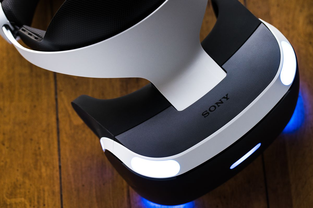 Sony going commercial with PlayStation VR, says consumer progress 'slower-than-expected'