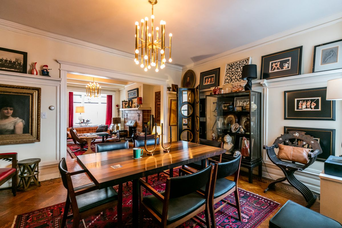 2 Bedroom Apartments Seattle 7 Stunning Nyc Dining Rooms To Inspire You This Holiday