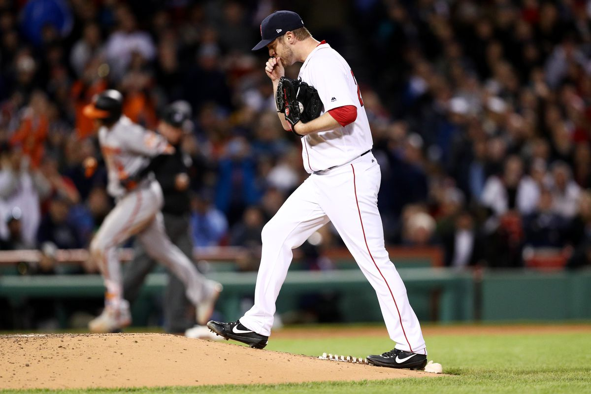 Red Sox recall Robbie Ross Jr from Triple-A