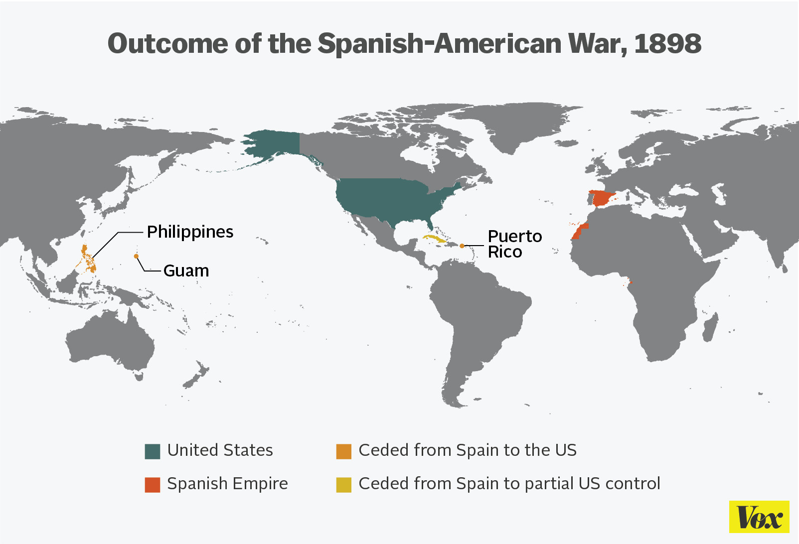 should the philippines have been annexed by spain in 1898 Unit 4 modified portfolio should the united states have annexed the philippines overview: in 1898 the united states successfully fought a short war with spain.