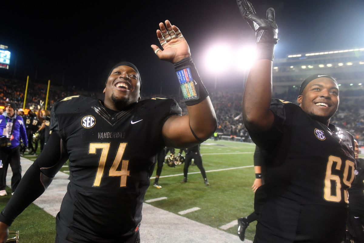 why did vanderbilt improve in the depth chart might provide christopher hanewinckel usa today sports