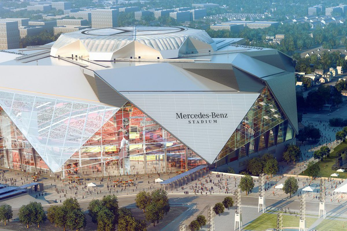 Atlanta mercedes benz stadium 71 041 page 141 for Atlanta ga mercedes benz stadium