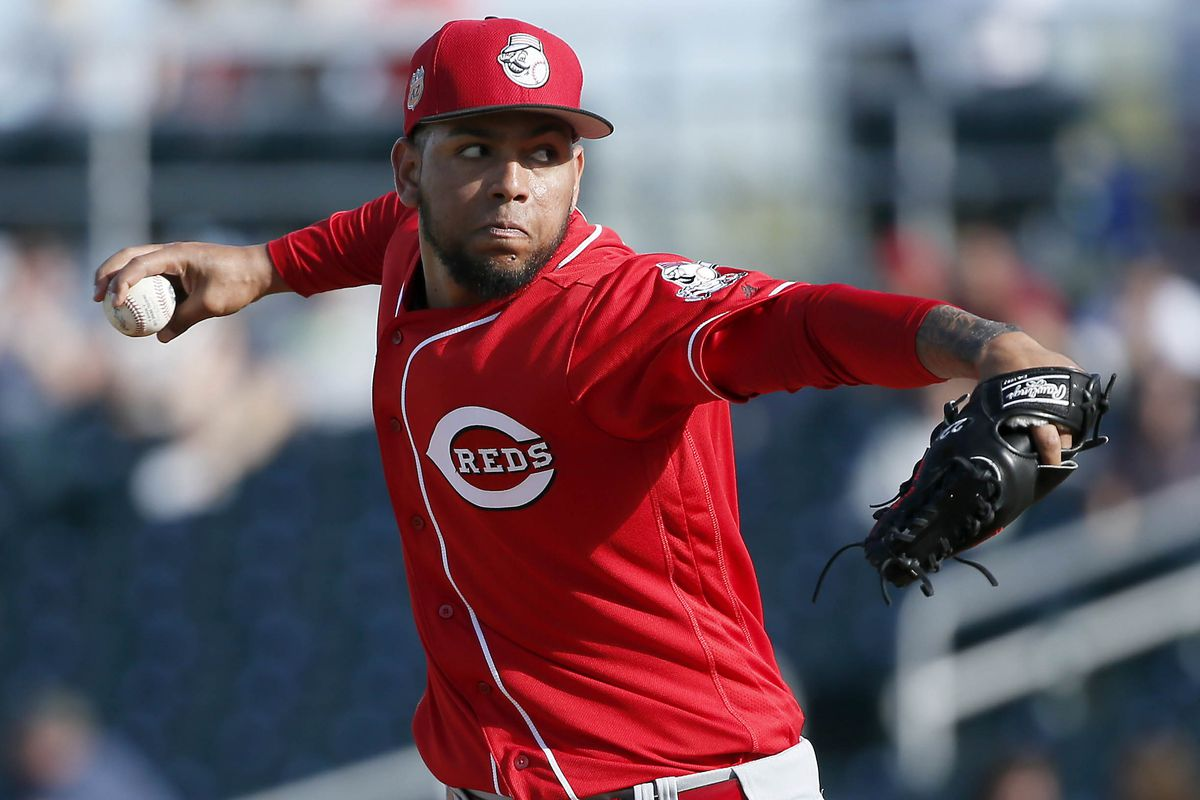 Reds reinstate rookie right-hander from DL to start today's game