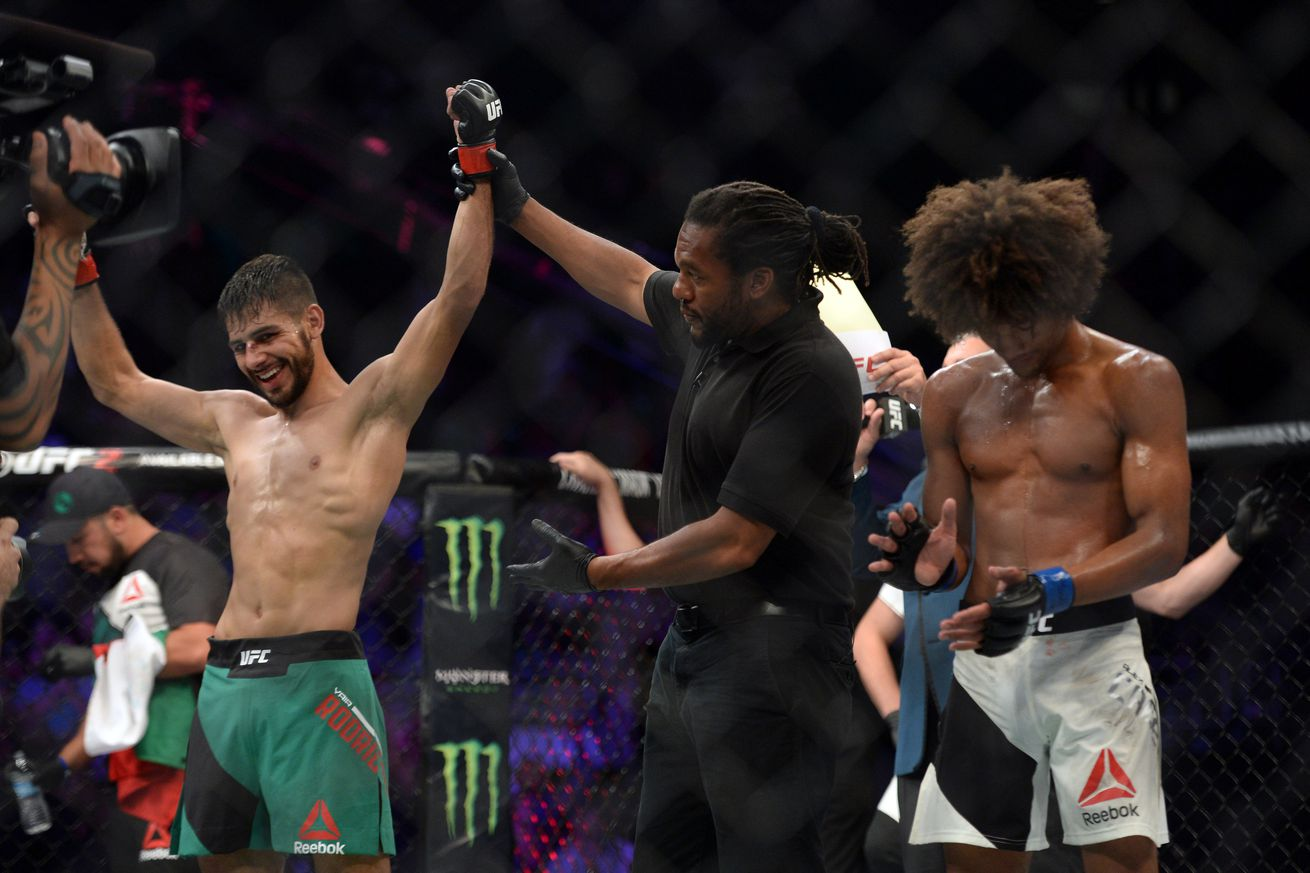 UFC Fight Night 92 results recap: Next matches to make for Rodriguez vs. Caceres main card winners