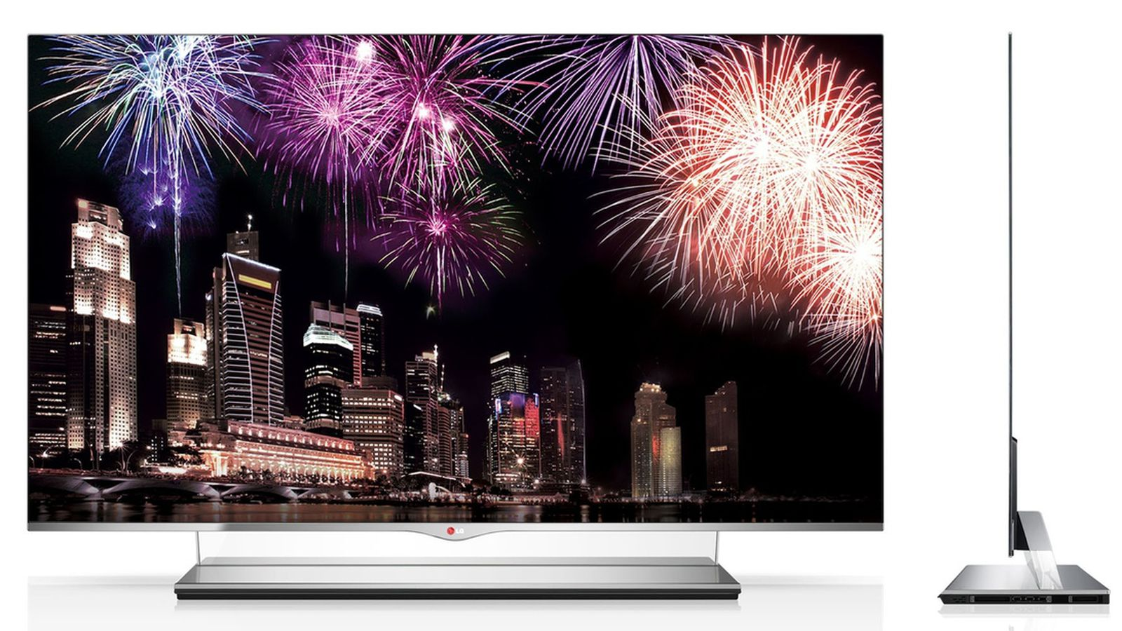 lg finally puts 55 inch oled television on sale in korea pre orders ship february for 10 000. Black Bedroom Furniture Sets. Home Design Ideas