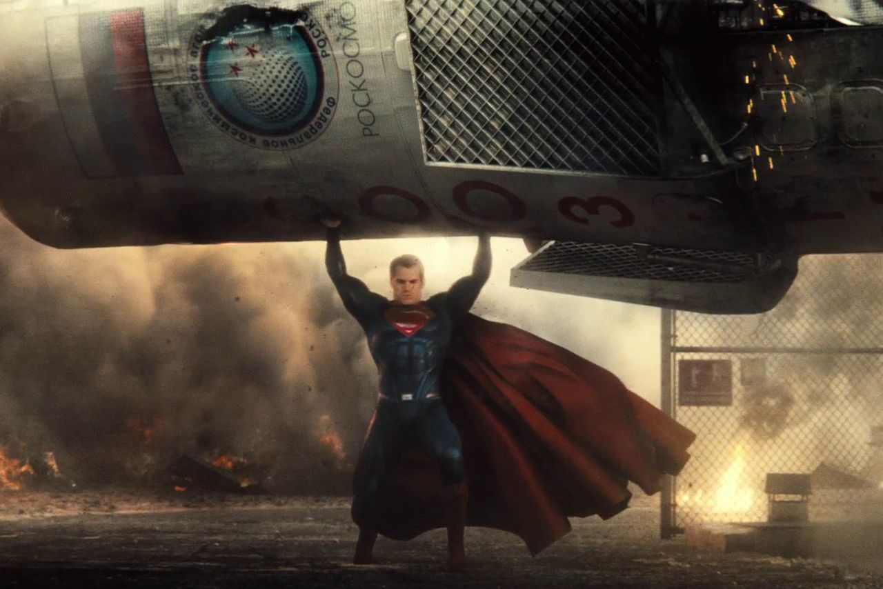Man of Steel 2 In 'Active Development'