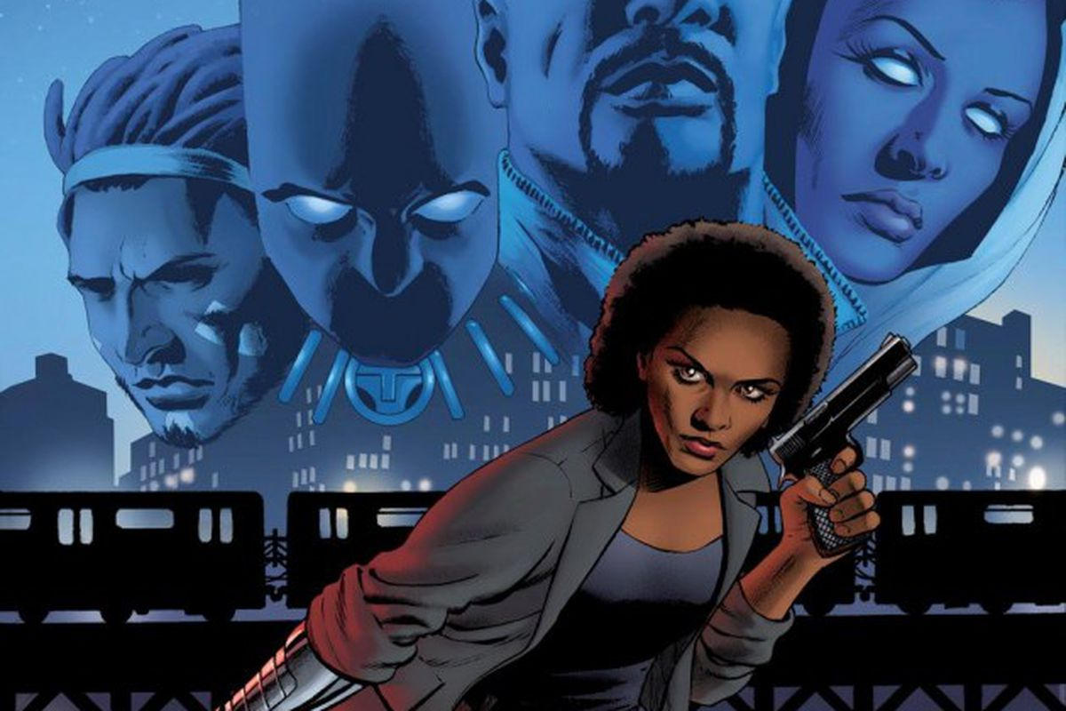 Marvel cancels one of Ta-Nehisi Coates' Black Panther comics