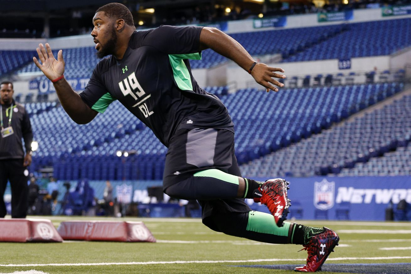 Sheldon Rankins Selected 12th Overall to New Orleans