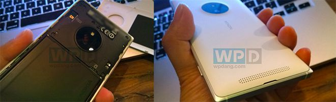 صور جديدة مسربة لهاتف Lumia 830 1