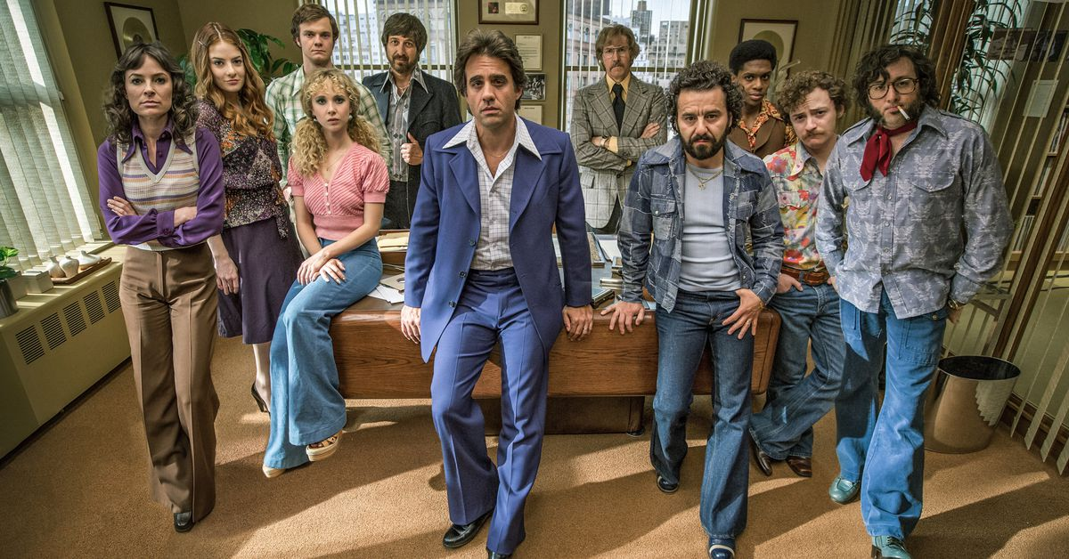 vinyl hbo 39 s new drama is sizzling and flashy and ultimately empty vox. Black Bedroom Furniture Sets. Home Design Ideas