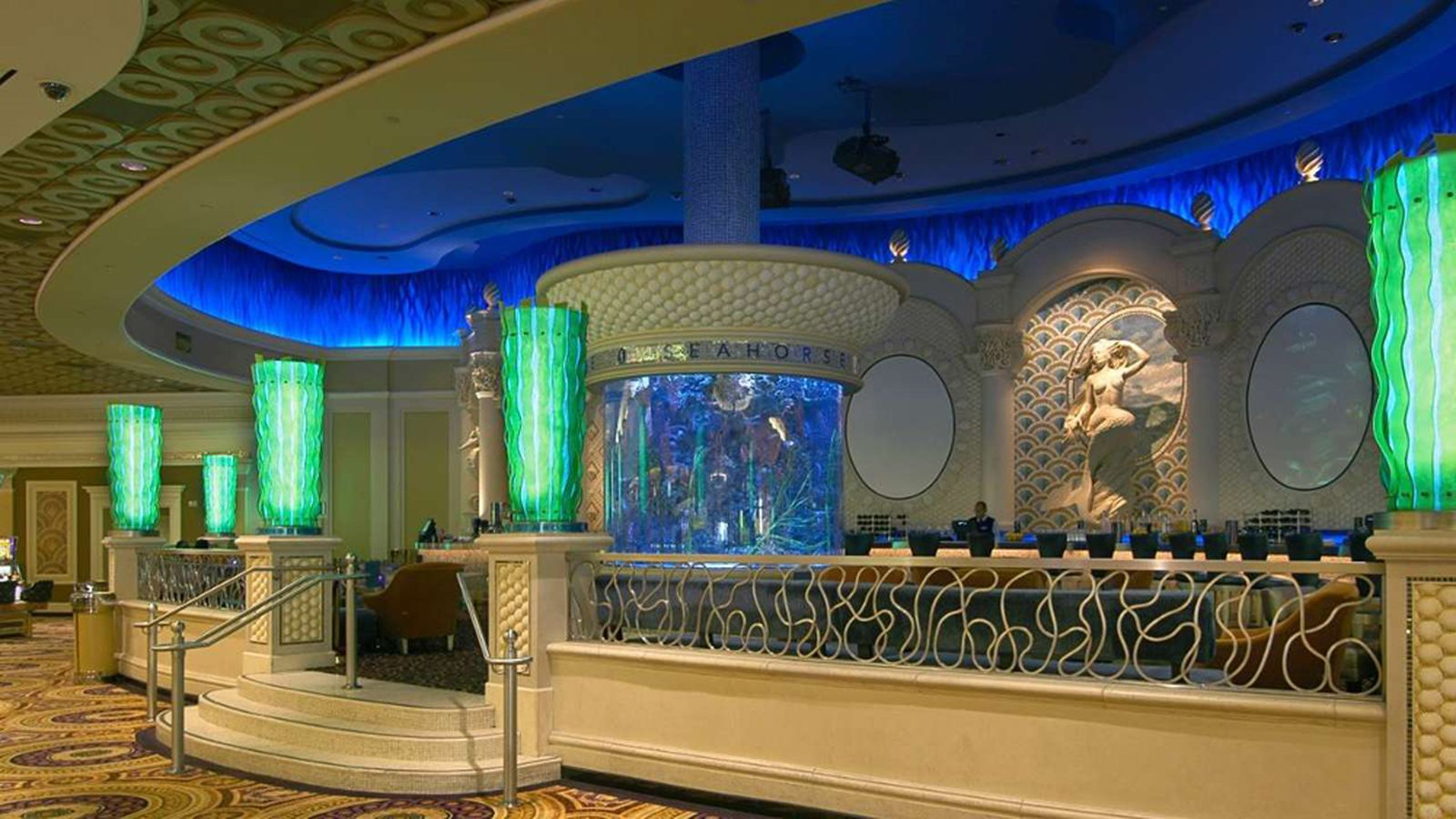 3 Million Seahorse Lounge Makeover Next For Caesars