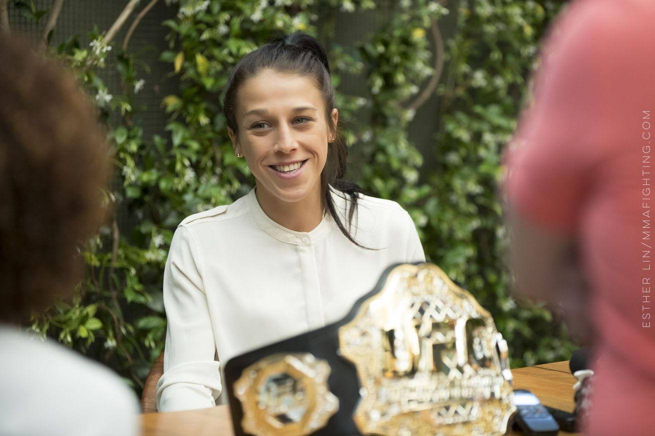community news, Joanna Jedrzejczyk: I know I can KO, submit Jessica Andrade after sparring with her