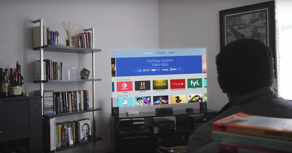 The case for Apple to finally just make a TV