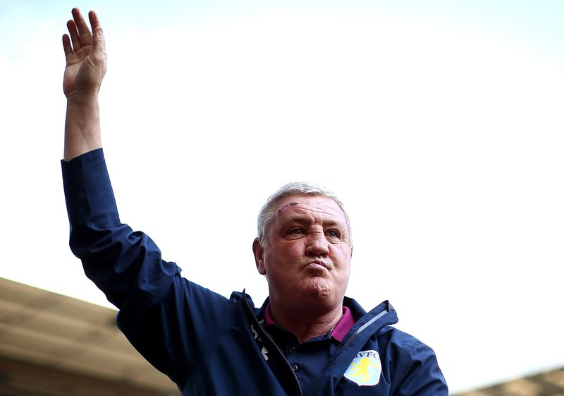 bruce - A lesson from Steve Bruce: Stats underline just how tough bouncing back from the Championship will be 679956858