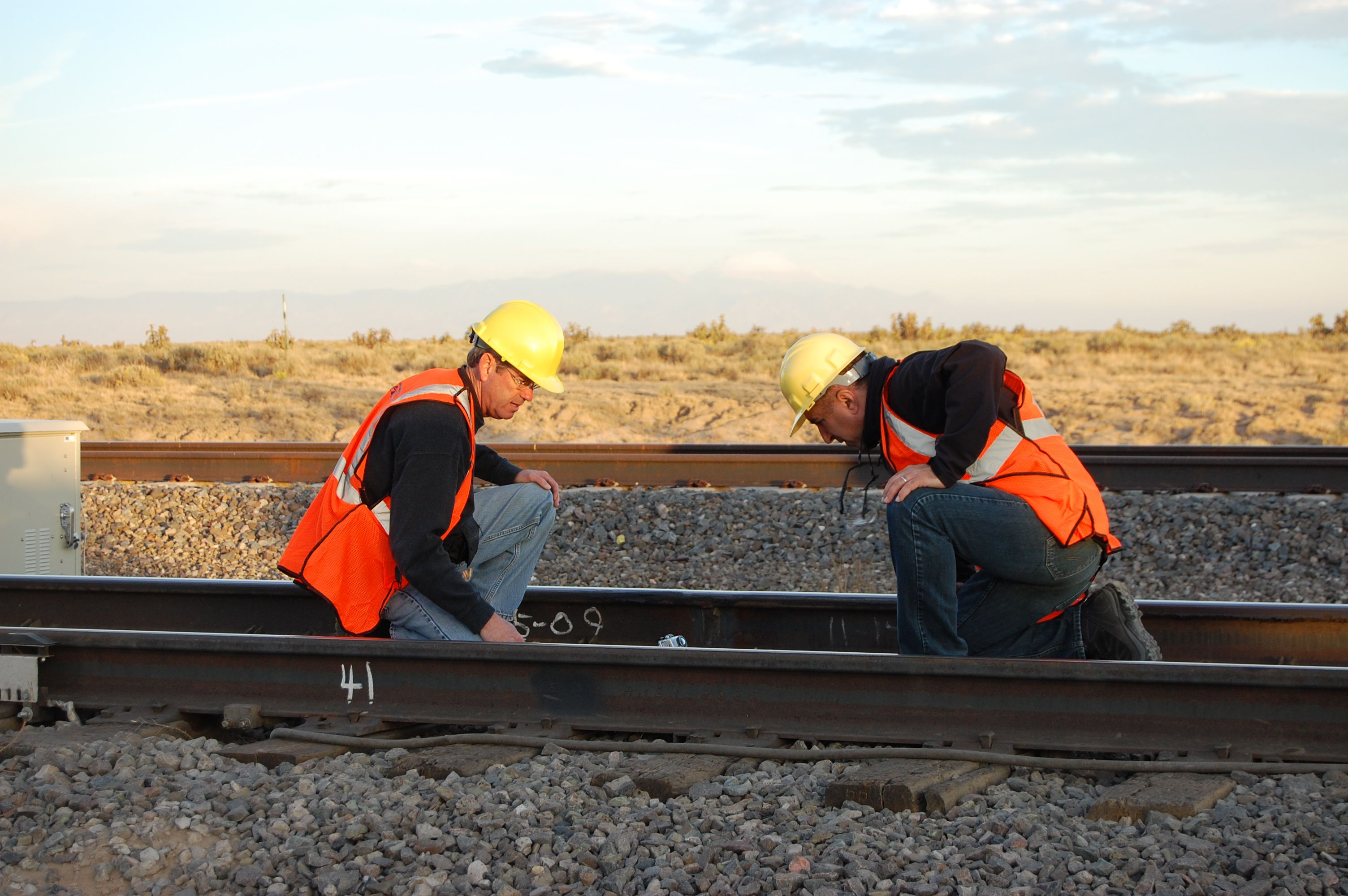 trackinspection