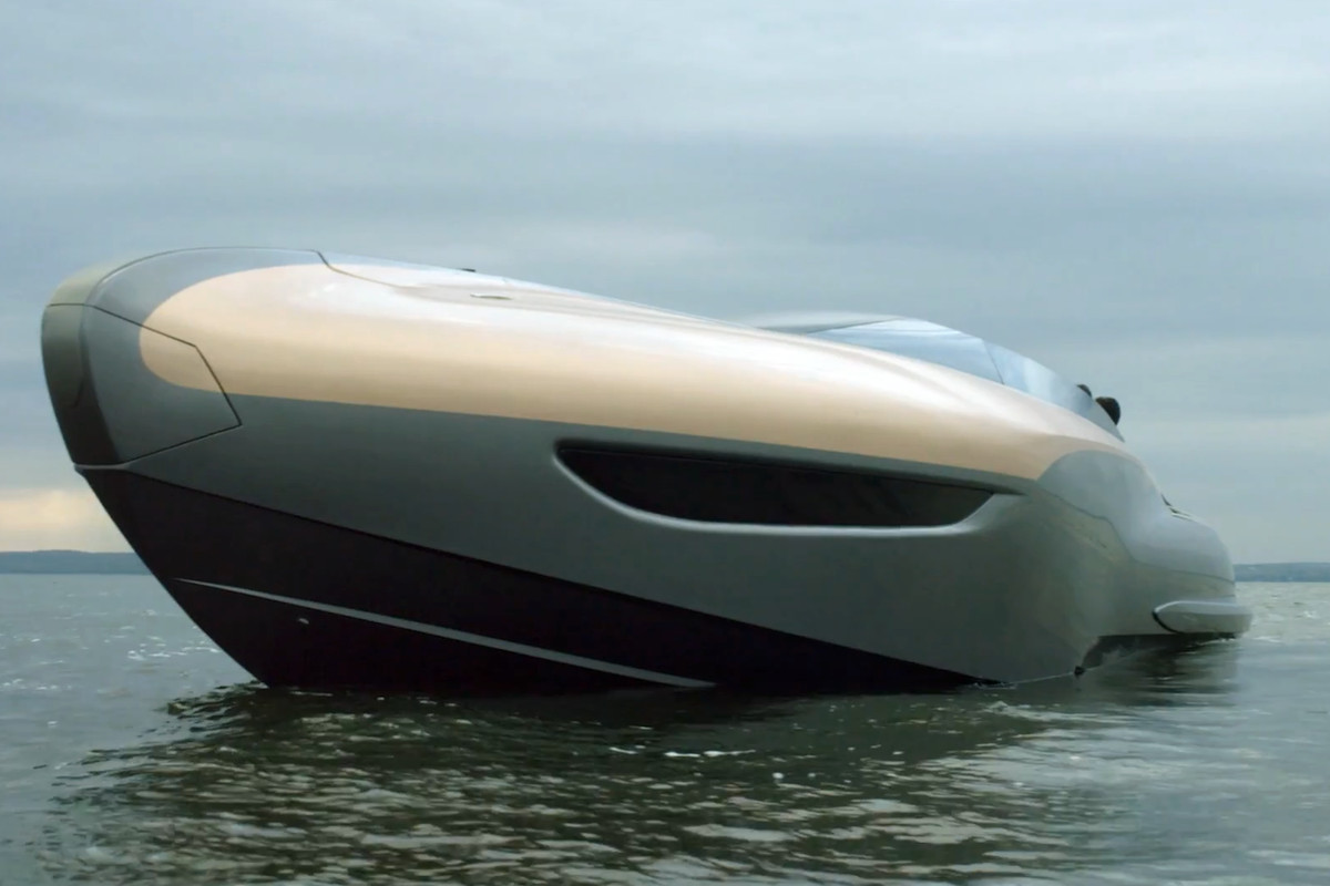 Lexus Of South Atlanta >> Lexus unveiled an innovative sport yacht in Miami this morning - Curbed Miami