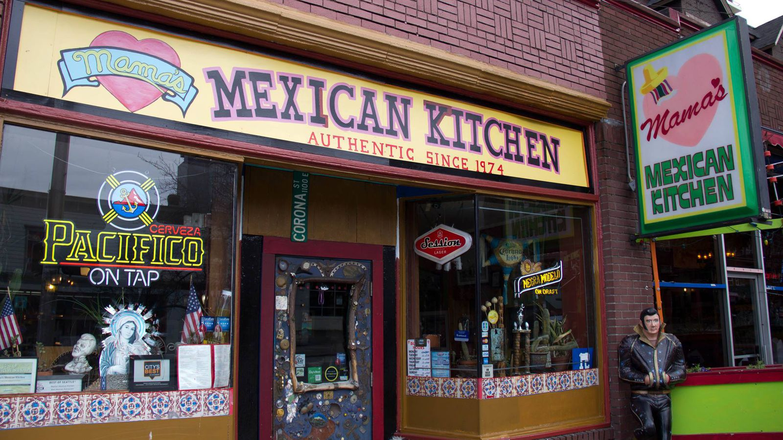 Mama S Mexican Kitchen Will End Its 42 Year Run In
