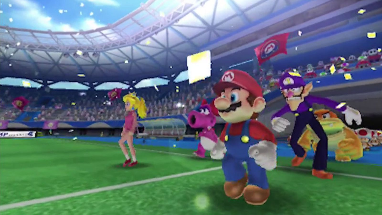 Mario Sports Superstars coming to 3DS next spring | Polygon