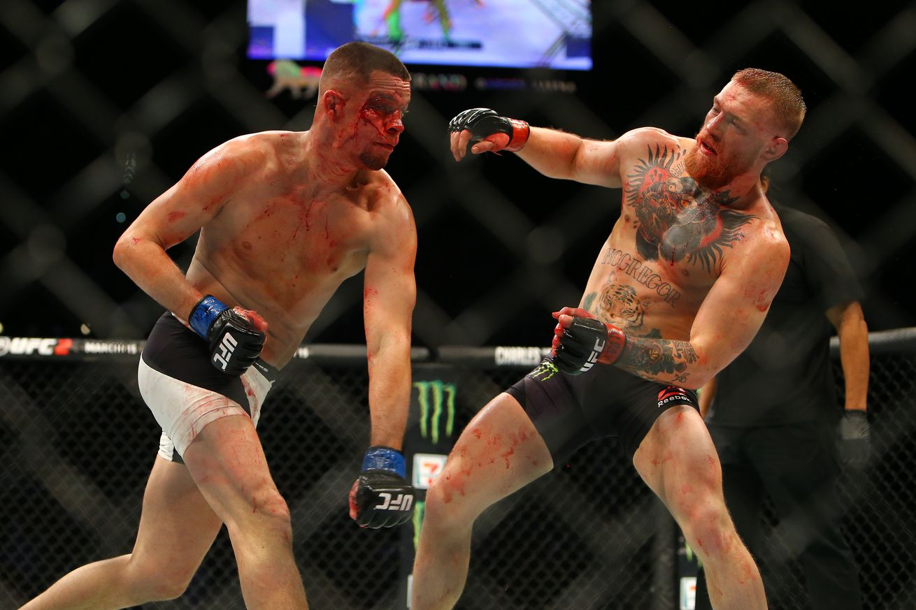 community news, Report: Conor McGregor vs Nate Diaz welterweight rematch planned for UFC 200