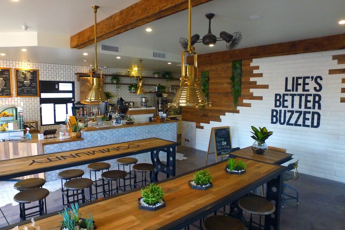 Buzz Coffee Shop Chicago