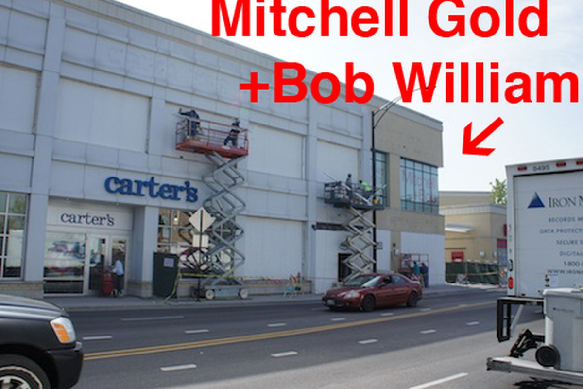 Mitchell Gold Bob Williams To Open At North Clybourn