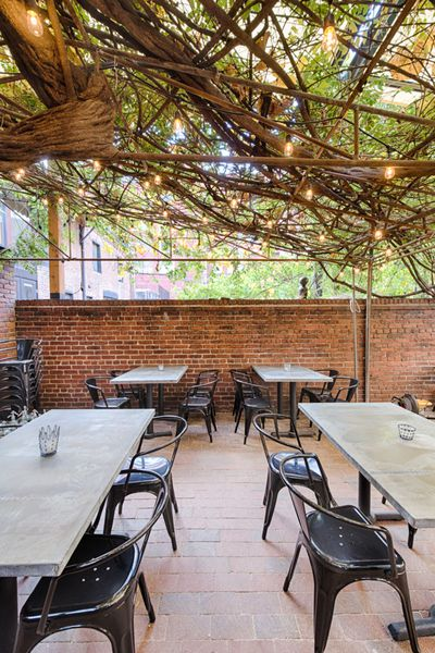 Iron gate how neighborhood restaurant group reinvented a
