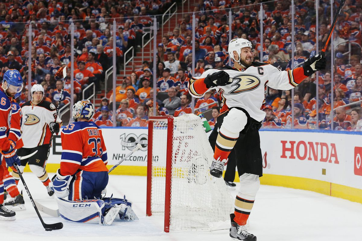 Edmonton Oilers score seven to force Game 7 against Anaheim