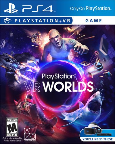 PlayStation VR Worlds box art 2