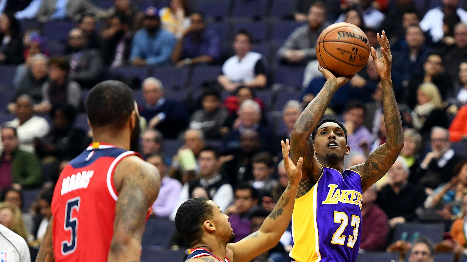 Lakers Trade Rumors: Wizards 'have interest' in acquiring ...