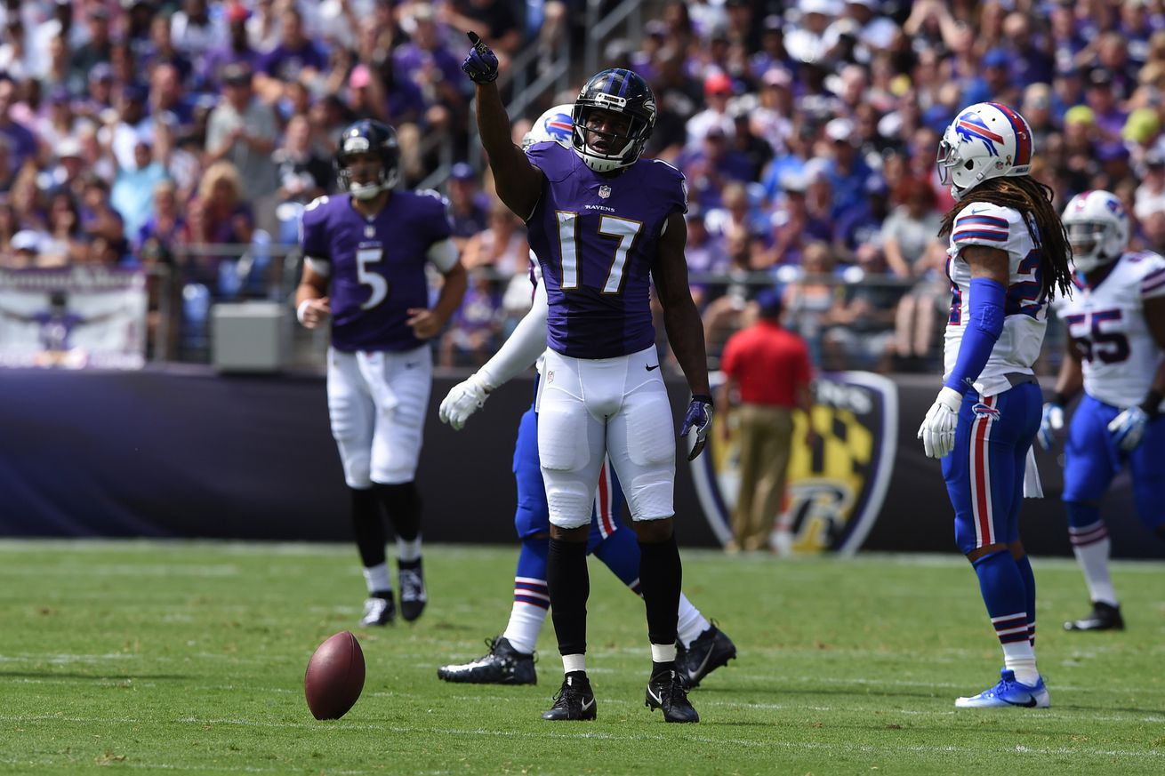 Ravens' game plan for Tyrod Taylor?