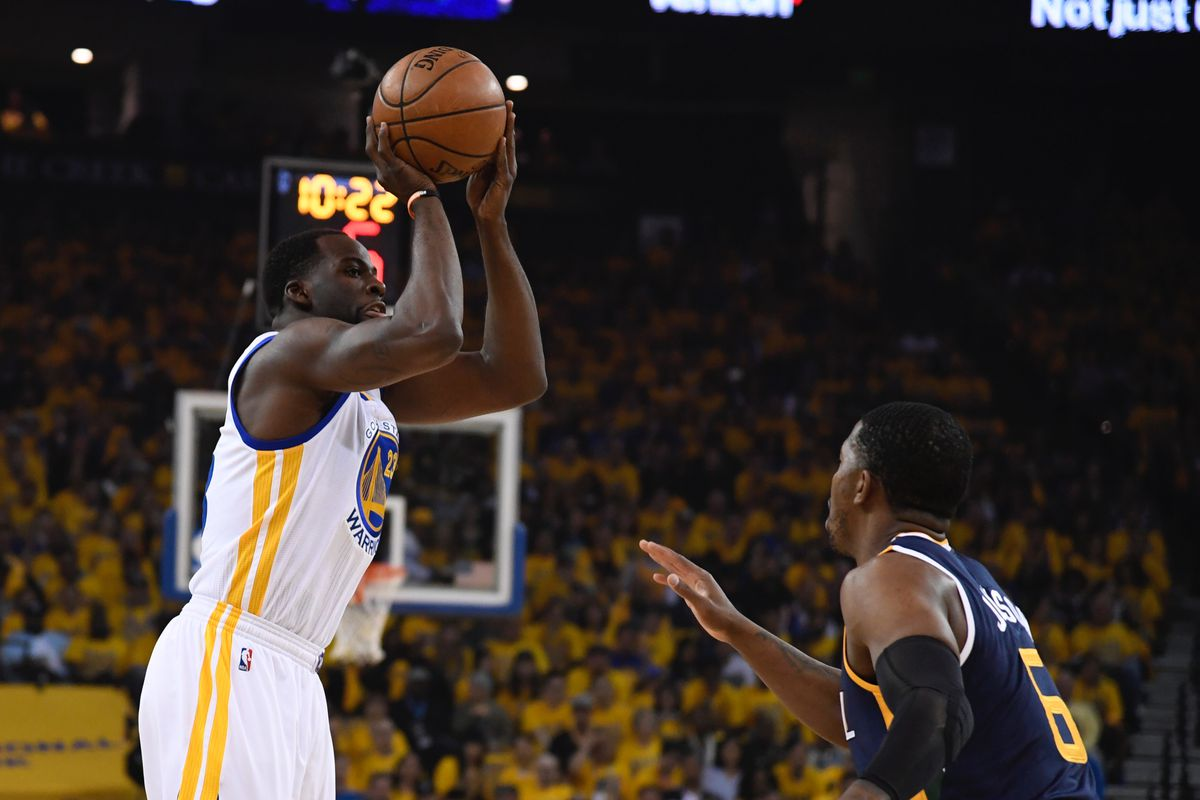 NBA playoff scores 2017: Draymond Green is still ...