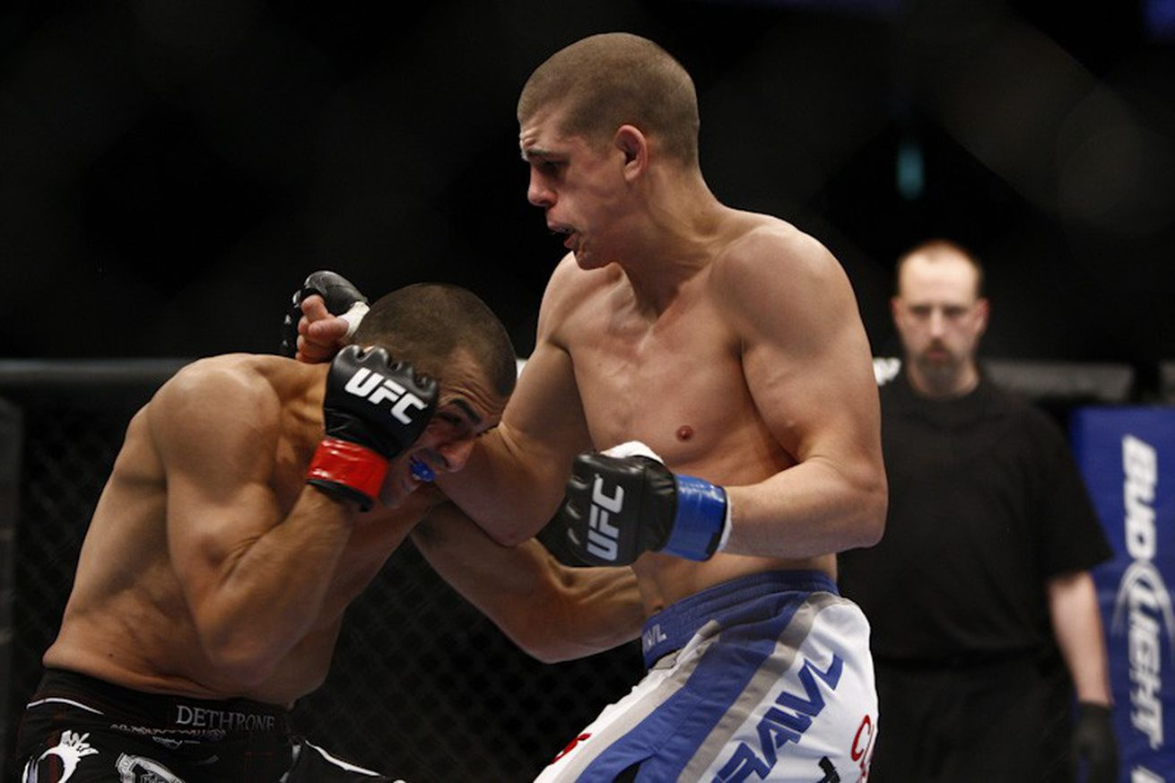 Joe Lauzon to face Stevie Ray at UFC Fight Night 108 in Nashville
