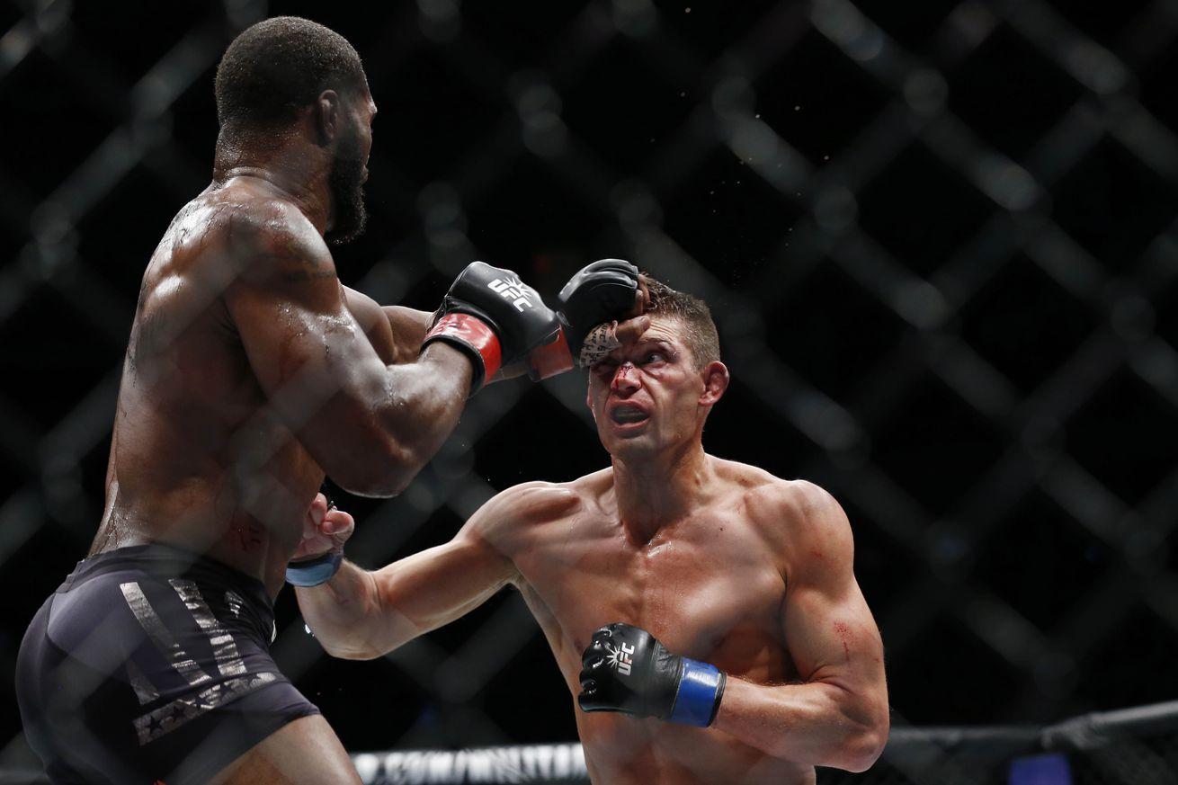 community news, Live Tyron Woodley vs Stephen Thompson 2 fight updates, UFC 209: Round 4