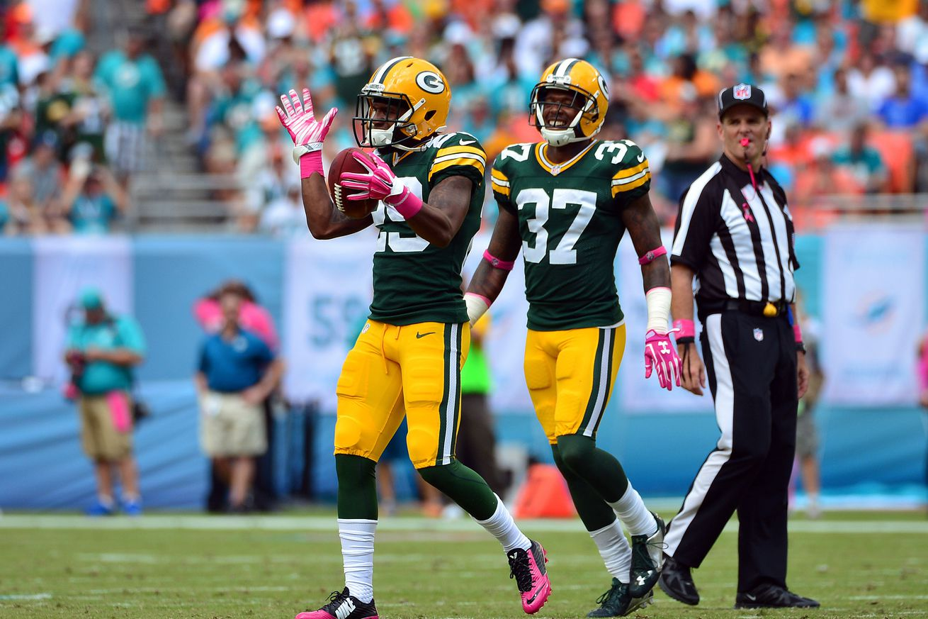 Nike jerseys for Cheap - 2015 Packers roster predictions: Casey Hayward starts opposite of ...