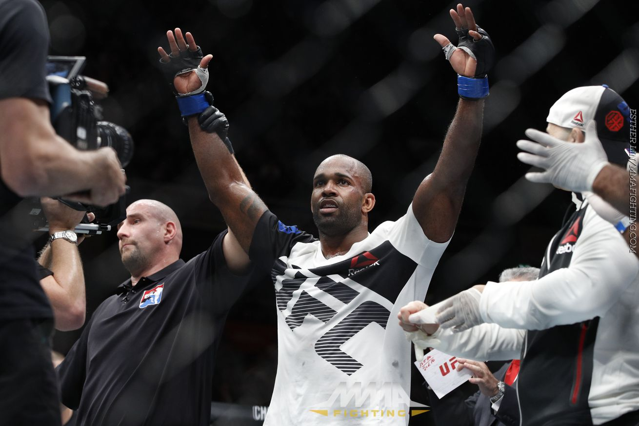 community news, Jimi Manuwa vs. Corey Anderson elevated to UFC London main event