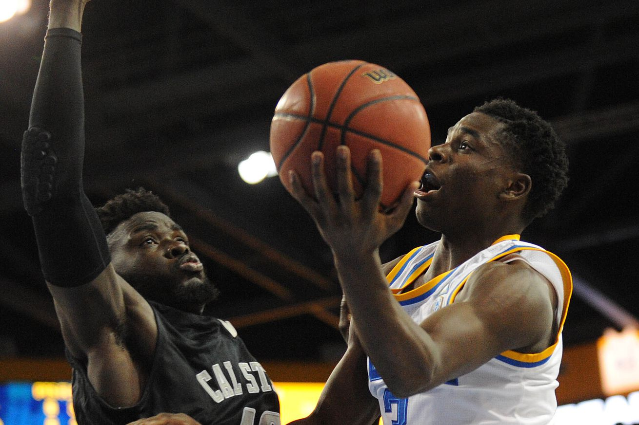 Five-star recruit Kris Wilkes commits to UCLA
