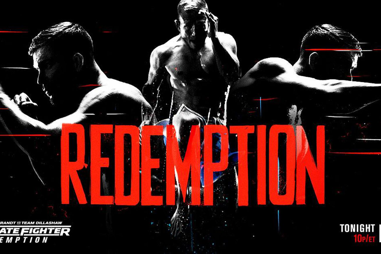 The Ultimate Fighter (TUF) 'Redemption' results, recap, and discussion (Ep. 1)