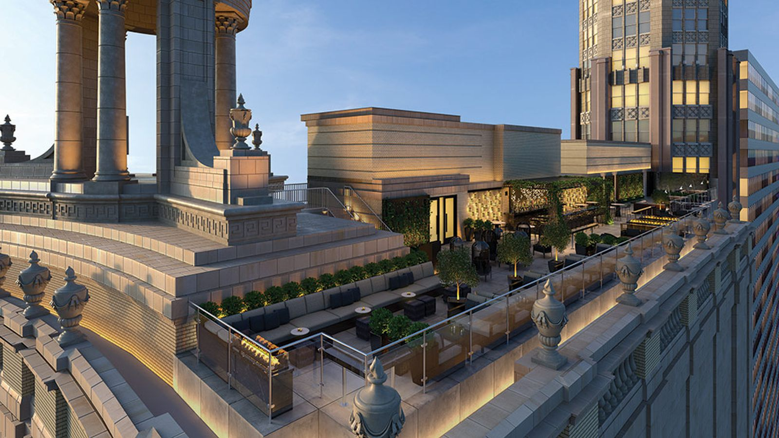 Chicago S First Tri Level Rooftop Lounge Heading To Loop
