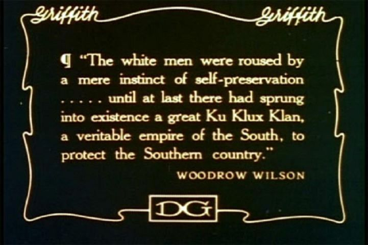 WilsonRacist